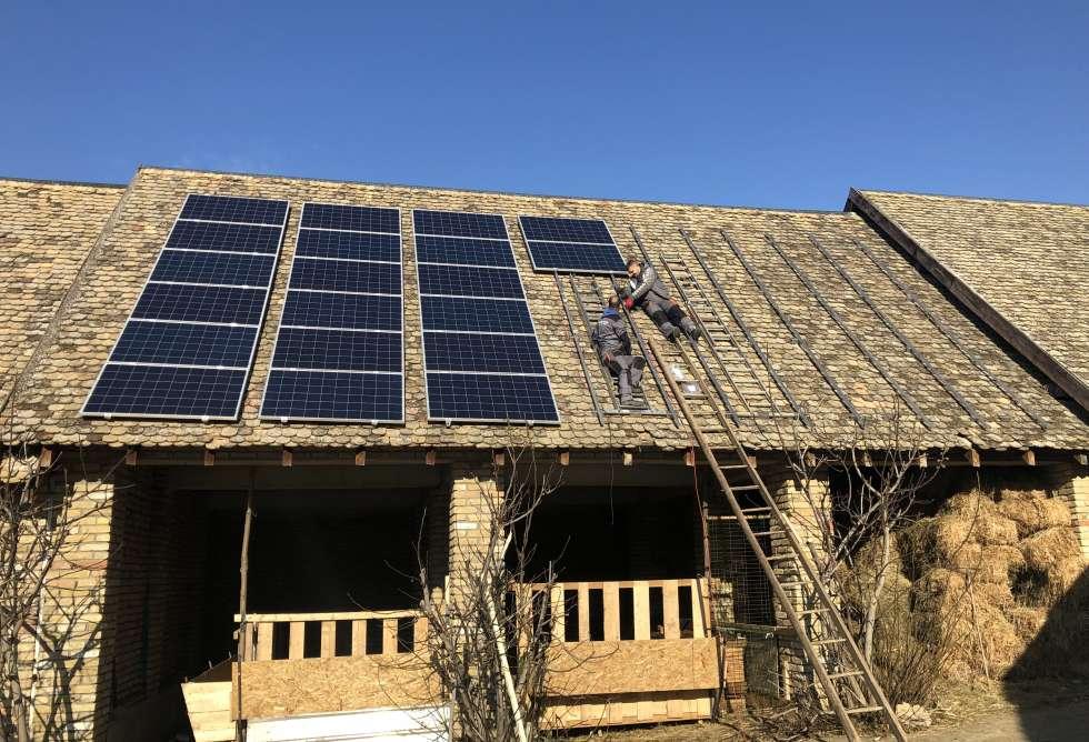Fruška gora Solarna elektrana