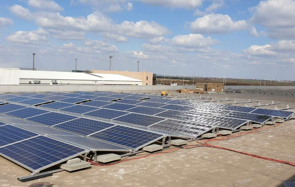 Solarna elektrana JUB 7
