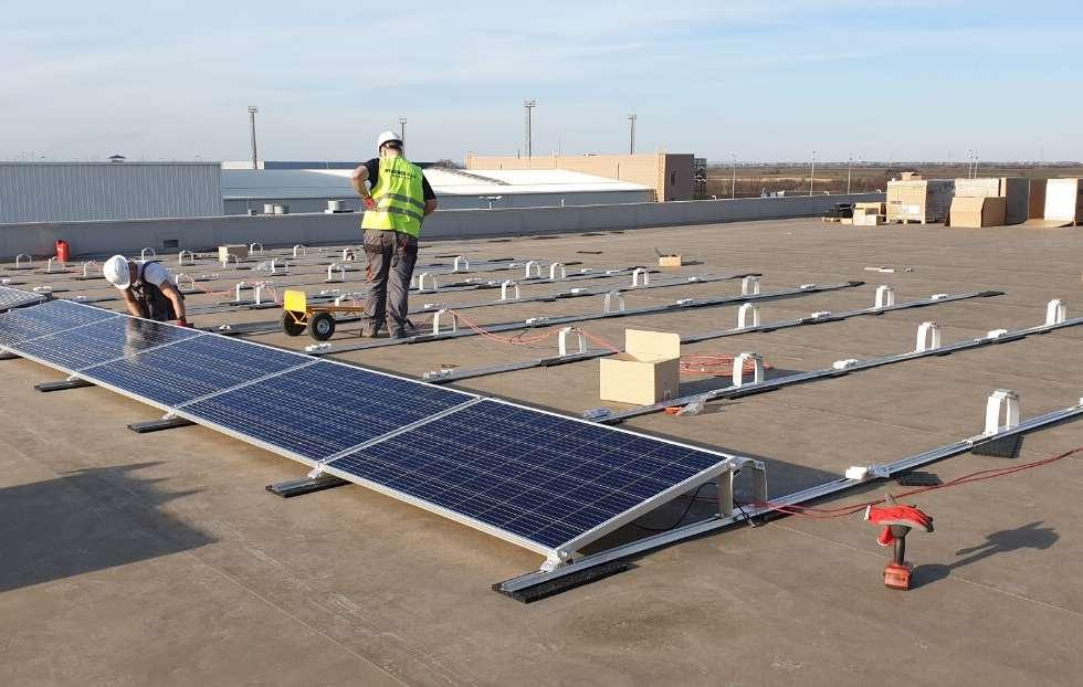 Solarna elektrana JUB 9