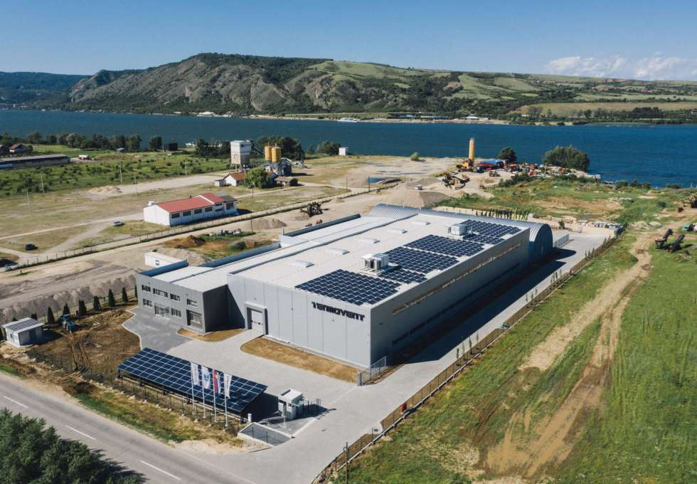Termovent solarna elektrana