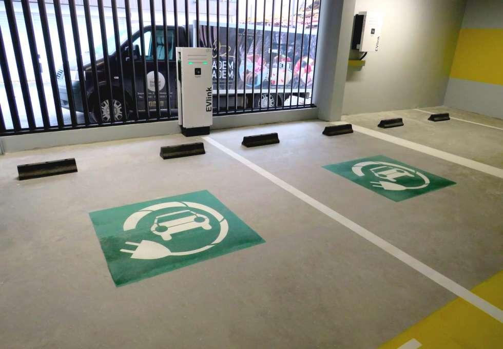 Parking garaza 3